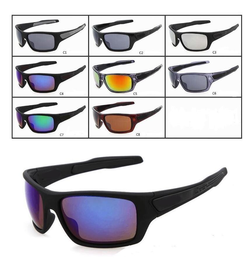 الجملة ألوان جديدة للرجال نظارات شمسية التوربينات سيدات الرياضة في الهواء الطلق نظارات شمسية مصمم موك 20 أزواج