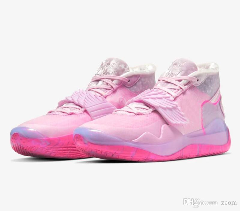 2020 Pink KD12 Aunt Pearl Mens