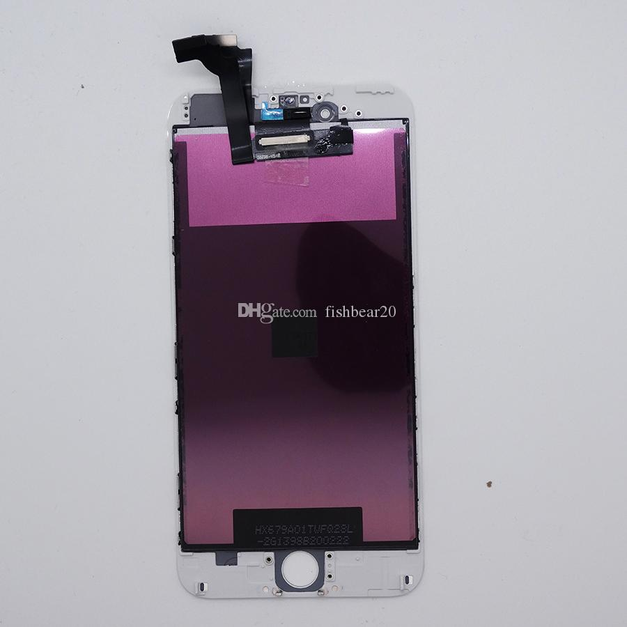 ЖК-дисплей для iPhone 6 Plus экран сенсорные панели Digitizer Assembly замена