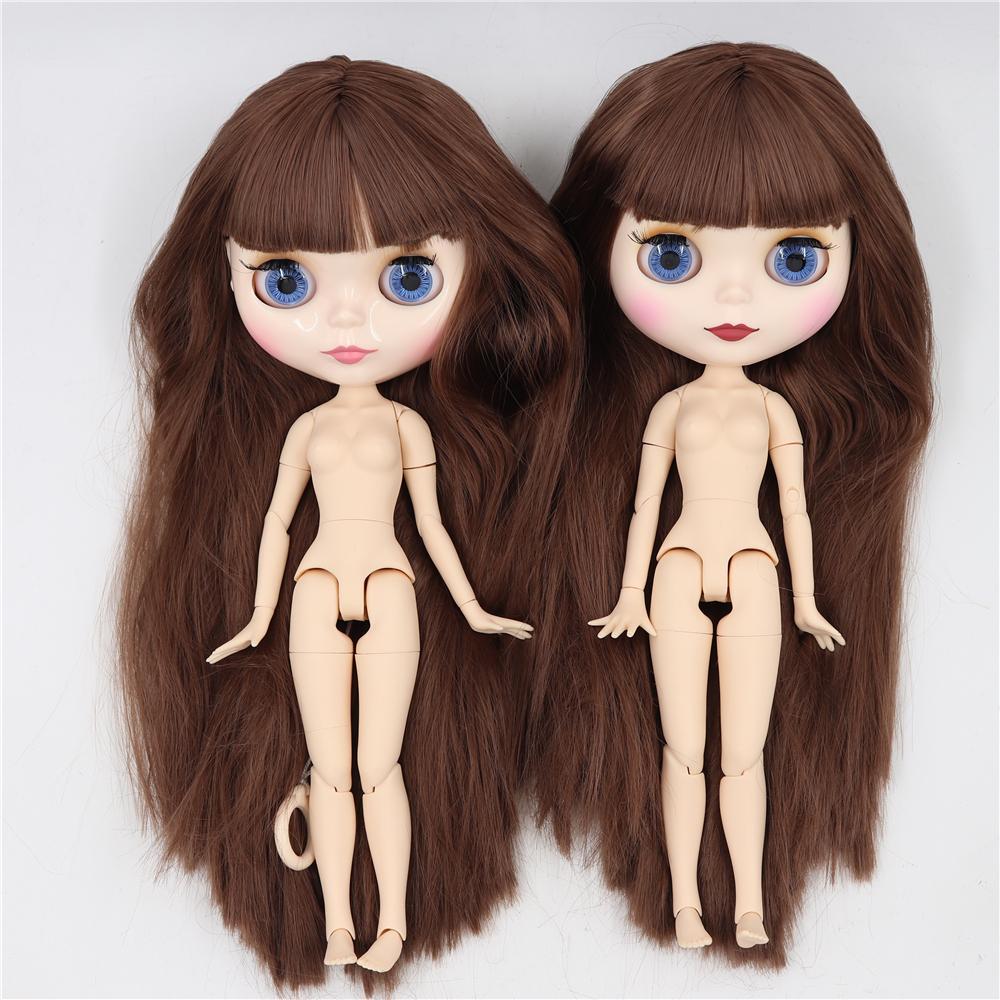 ICY Fabrik blyth Puppe 1/6 Spielzeug 30cm Gelenkkörper fettiges Haar Spezialangebot zum Verkauf zufälliger Augenfarbe 30cm