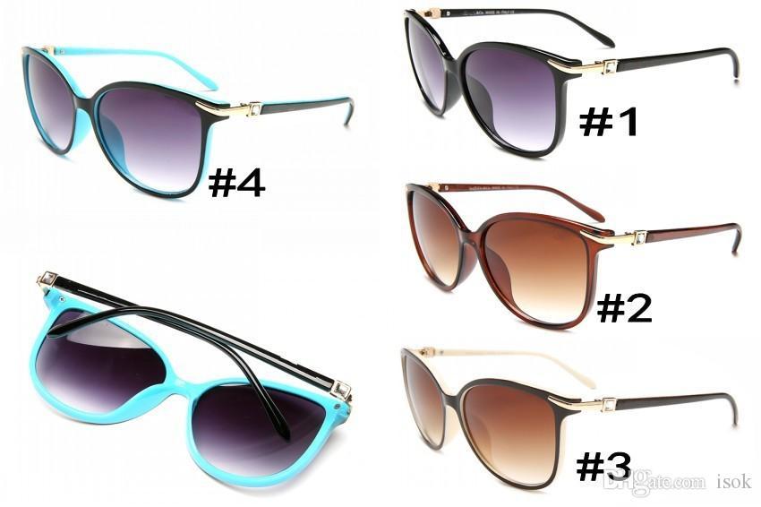 10 개, 도매 4061 미국 선글라스 브랜드 디자이너 여성 남성 패션 스타일 큰 사각형 프레임 태양 안경 운전 고글 안경 안경