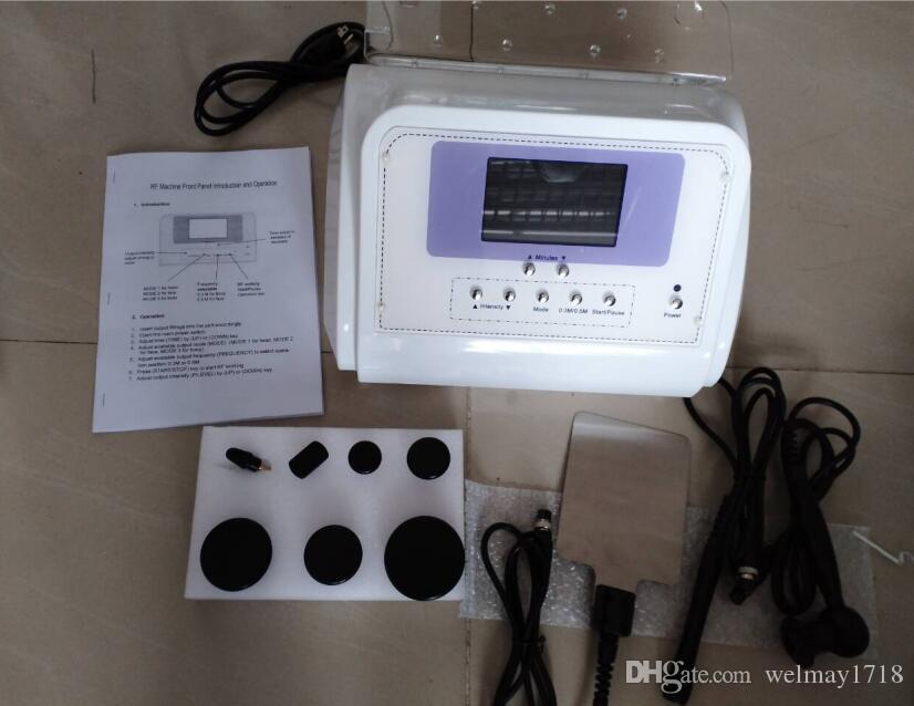 haute soins de la peau peau salon spa qualité d'utilisation monopolaire RF serrage équipement de beauté RF monopolaire