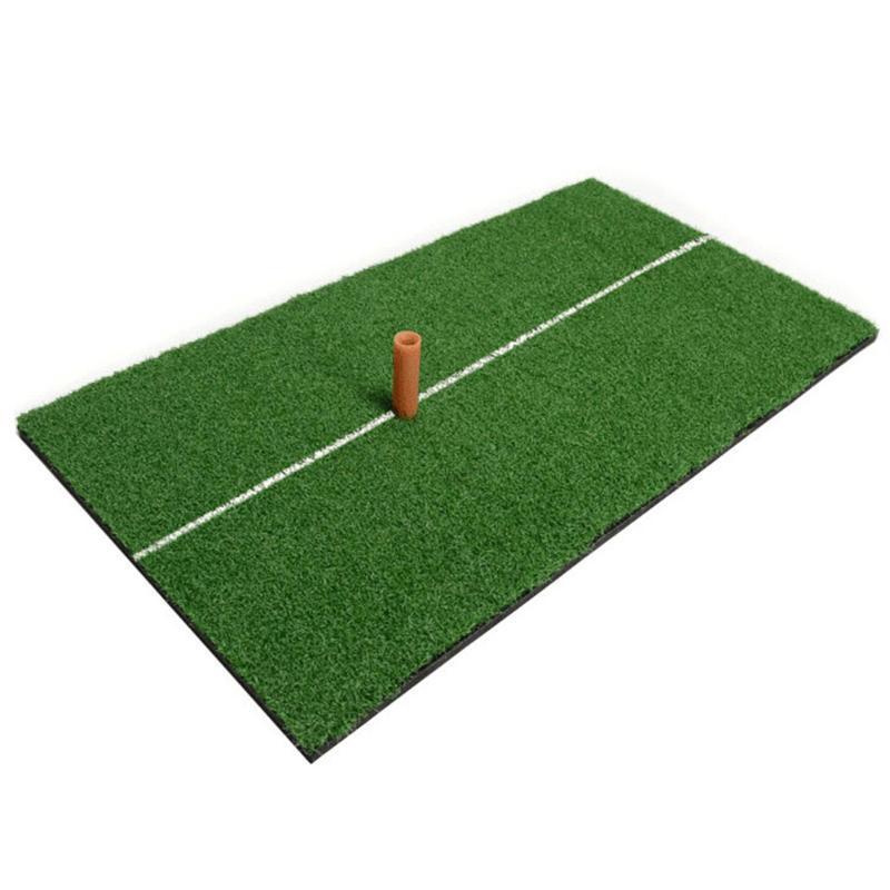 60x30cm Indoor Golf Practice Mat Golf Mat Swing Cushion Gold Pad Swinging Cushion Training Putting