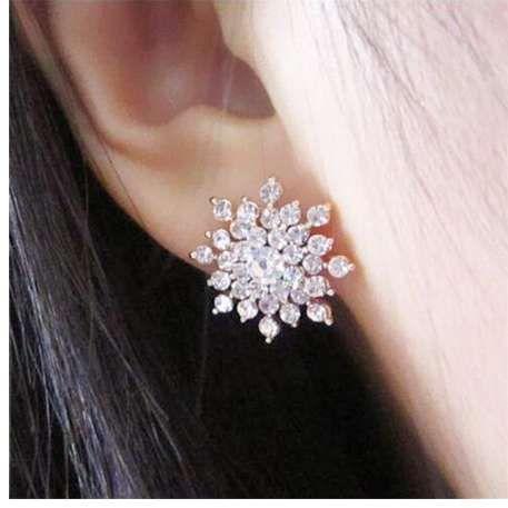 Hot Fashion Orecchini Nuove ragazze Earing Bijoux Splinter Orecchini per le donne Orecchini gioielli da sposa all'ingrosso