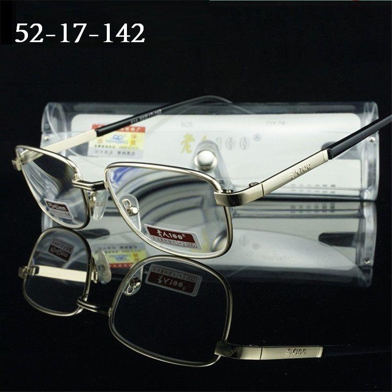 Vazrobe Glass Lens Reading Glasses Men Women Case Free +1.0 1.5 2.0 2.5 3.0 3.5 4.0 Wear-resistant Eyewear Presbyopia C19042001