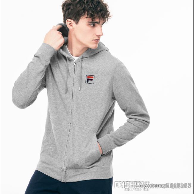 Мужская весна и осень кардиган куртка новая корейская версия спорта повседневная с капюшоном свитер мужская одежда