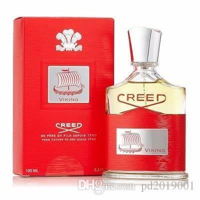 100ML ROYAL BELIEF Männer Düfte Red Credo Viking Parfum Spray-Qualitäts-Charme Düfte Spray Kostenloser Versand