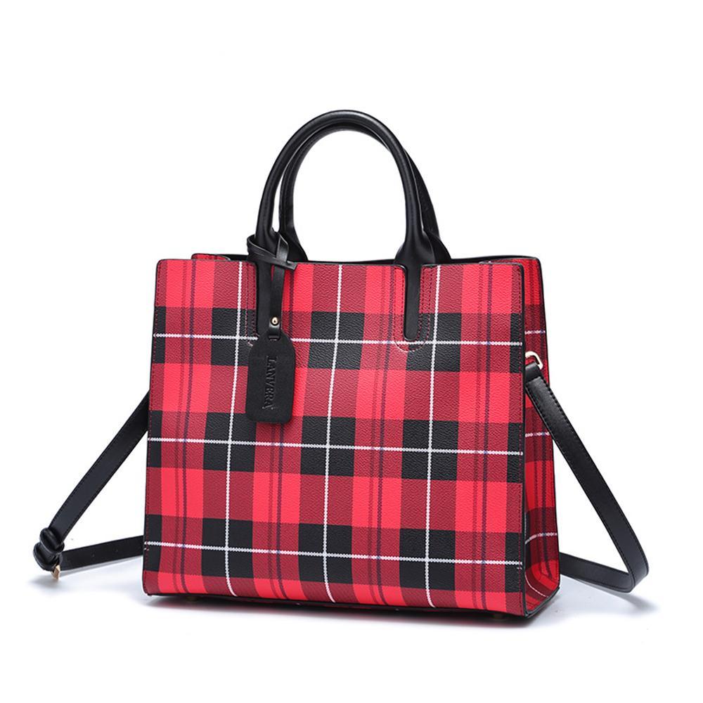 Toptan bayan çanta omuz çantaları bayanlar PVC deri çanta yeni bayan çanta ünlü tasarımcı kız moda hediyeler L8083