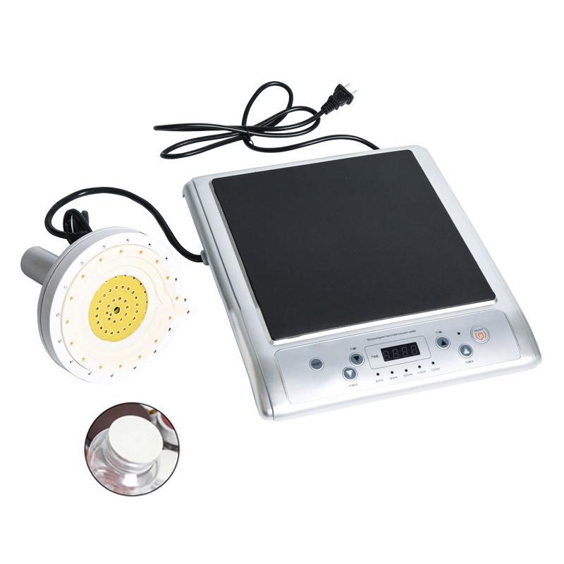 Livre Glf-500L GLF-500L Eletromagnética de Indução Eletromagnética Máquina de Vedação Plástica Garrafa de Plástico Selador 20-100mm / 20-130mm Folha de Alumínio Capper