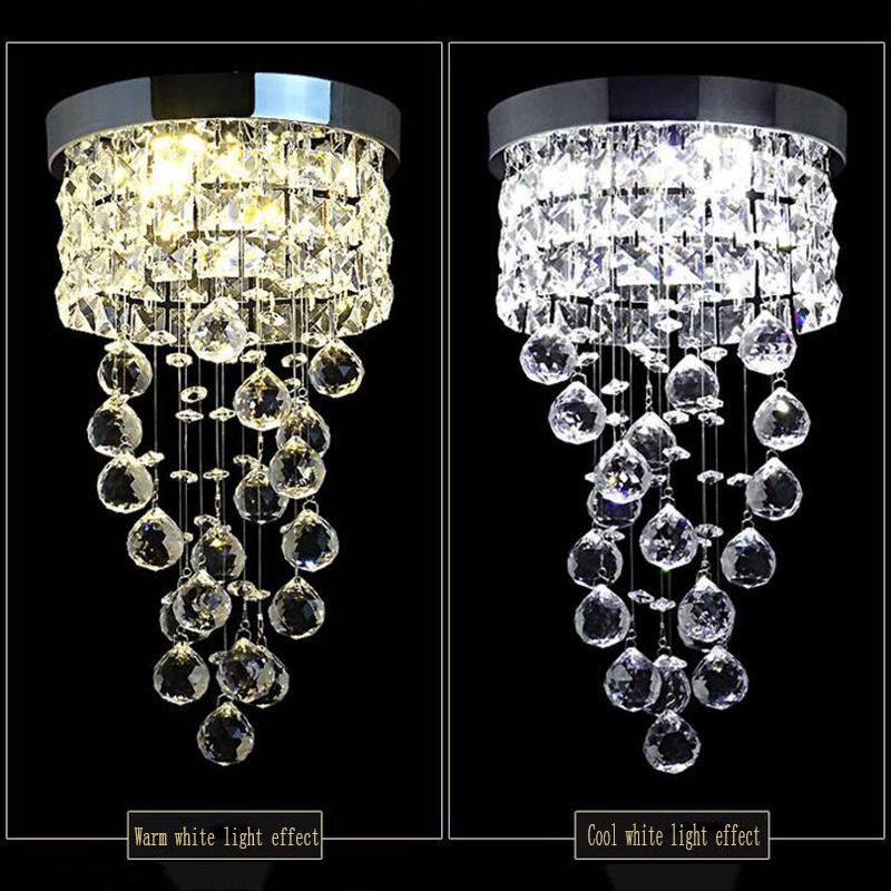 New Modern Led Small Crystal Chandelier Lighting Ceiling Lamp For Kitchen Bathroom Closet Bedroom Decorative Lamp 20cm Diameter Modern Chandeliers Chandelier Lighting From Glistenlight 54 37 Dhgate Com,Best Places To Travel In The Us Right Now