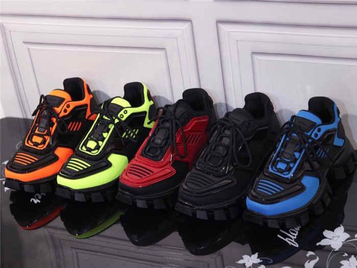 Dernières Sneakers Flashtrek avec coloré, semelle en cuir mesh Mountain Mountain et Net casual chaussures Randonnée Hommes Multicolore Taille 38-44