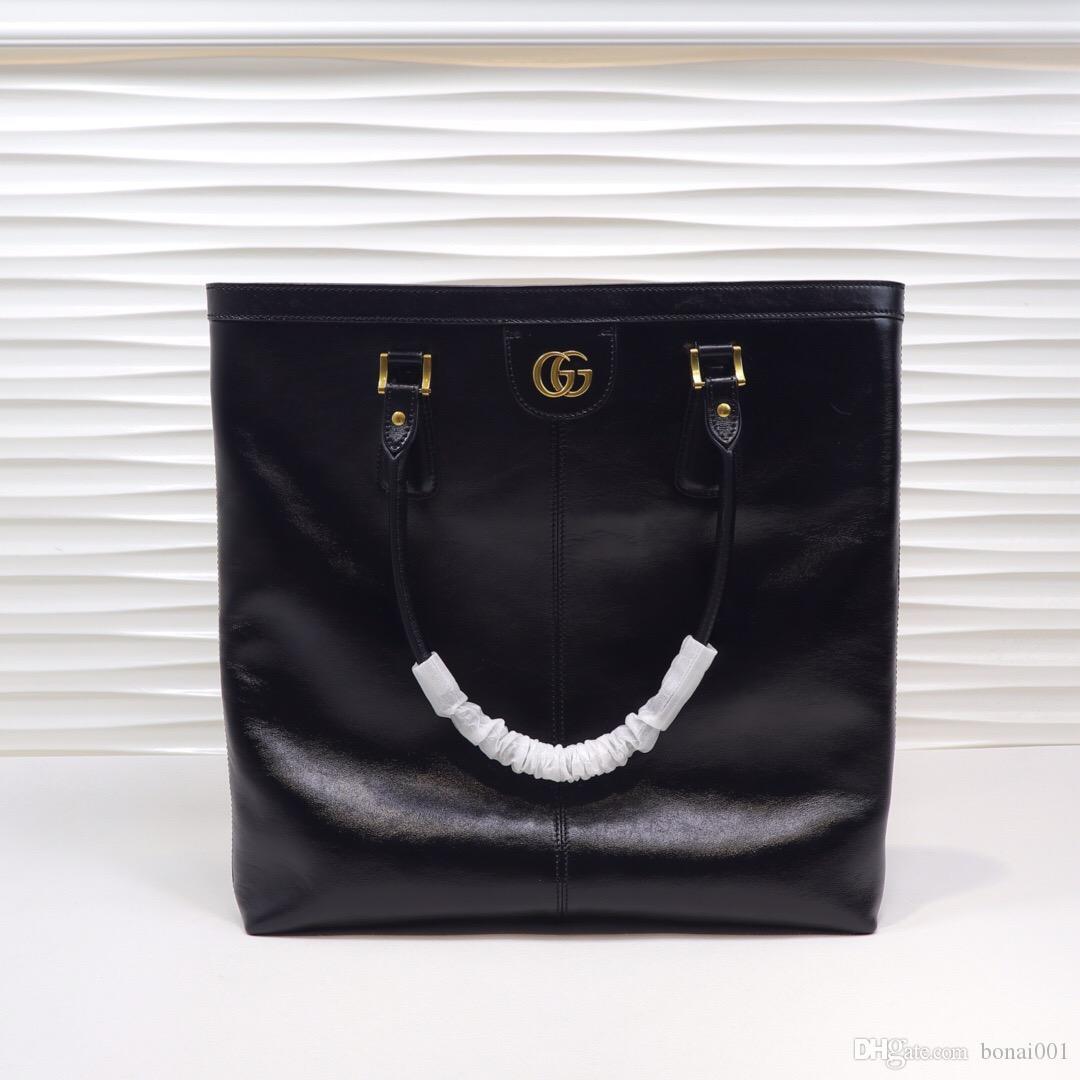 Handtasche Tasche Classic Fashion Model 2019 Explosive europäischen und amerikanischen Stil Größe: 41 * 43 * 5,5 cm Freie Fracht G0361