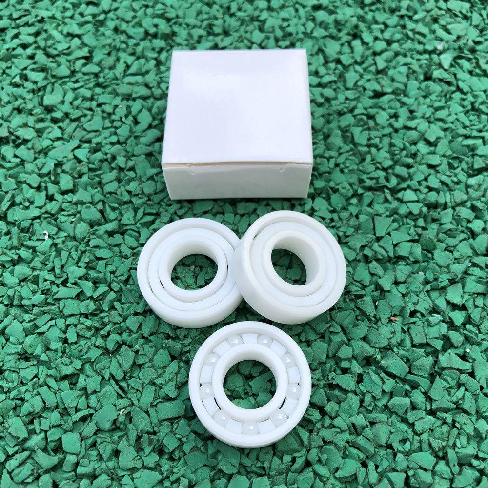 10 pcs 6900 cheio de cerâmica rolamento de esferas 10x22x6mm Zirconia ZrO2 cerâmica rolamentos rígidos de esferas 10 * 22 * 6mm