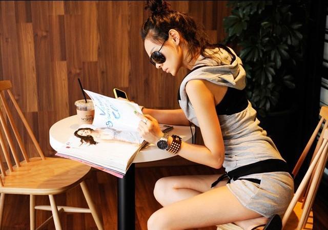 3PCS Yaz Kadın Spor Eşofman Hızla Kuru Hoodie + yelek + kısa Koşu Jogger Spor Salonu Egzersiz Casual Seti Spor Suit