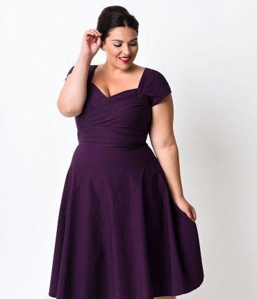knee length plus size bridesmaid dresses