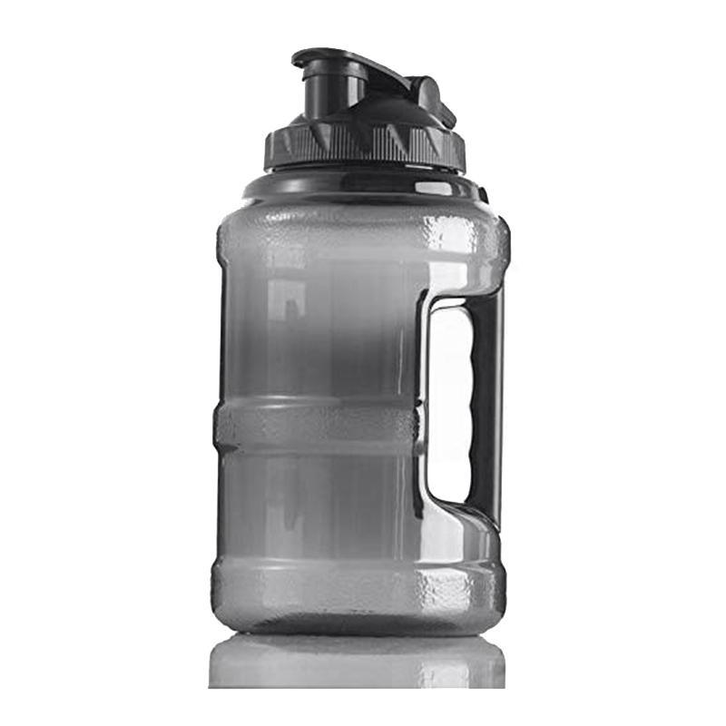 Botella de bebida caliente AD-gimnasia, fitness grandes de plástico jarro de agua para acampar al aire libre de fitness entrenamiento de musculación, 2,5 litros Deportes