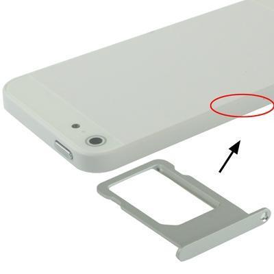 Оригинальный держатель Sim-карты лоток для iPhone 5