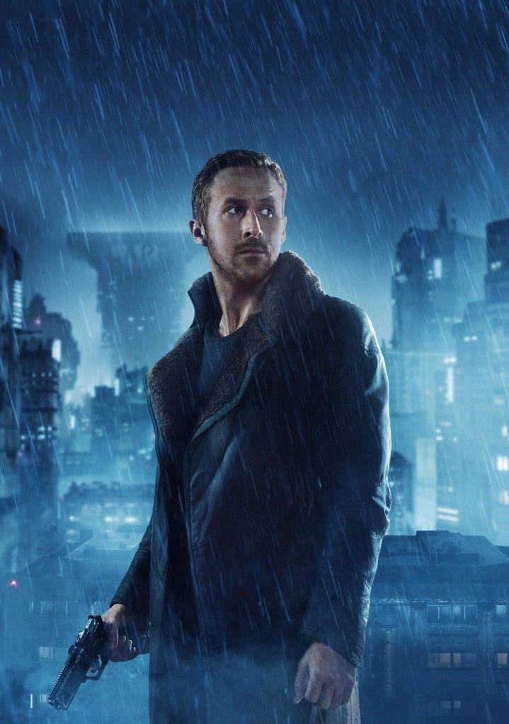 BLADE RUNNER 2049 Film Film 2017 Ryan Gosling K Parlak Sanat İpek Baskı Poster 24x36 inç (60x90 cm) 02