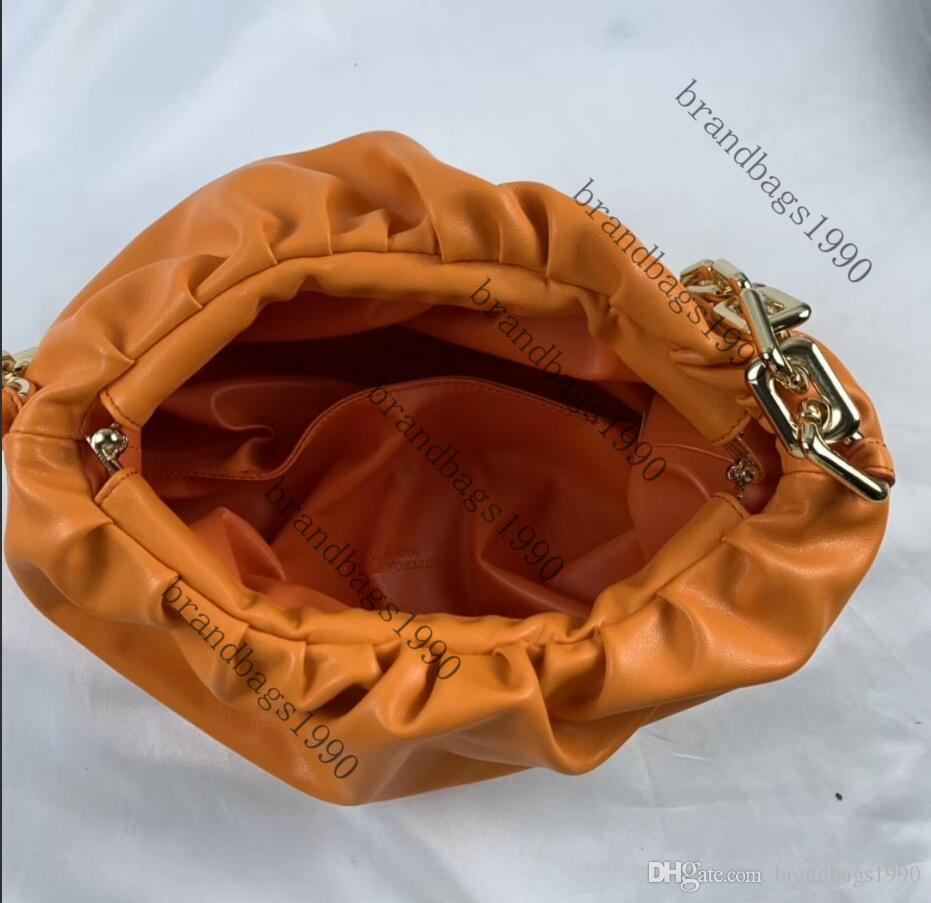 30cm récent chaîne sac à main en cuir véritable Sac Fourre-tout Sac à bandoulière de haute qualité