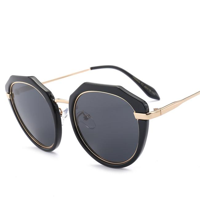 Luxury- Designer Sunglasses Fashion UV Vintage Occhiali da sole Guidare classico all'aperto tartaruga-shell Donne di marca Polarized Sunlasses55933 FHXT