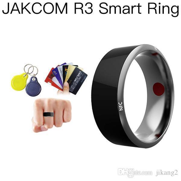 JAKCOM R3 timbre inteligente de la venta caliente en el inteligente sistema de seguridad casero como el escáner de mano de euros lector RFID Italia