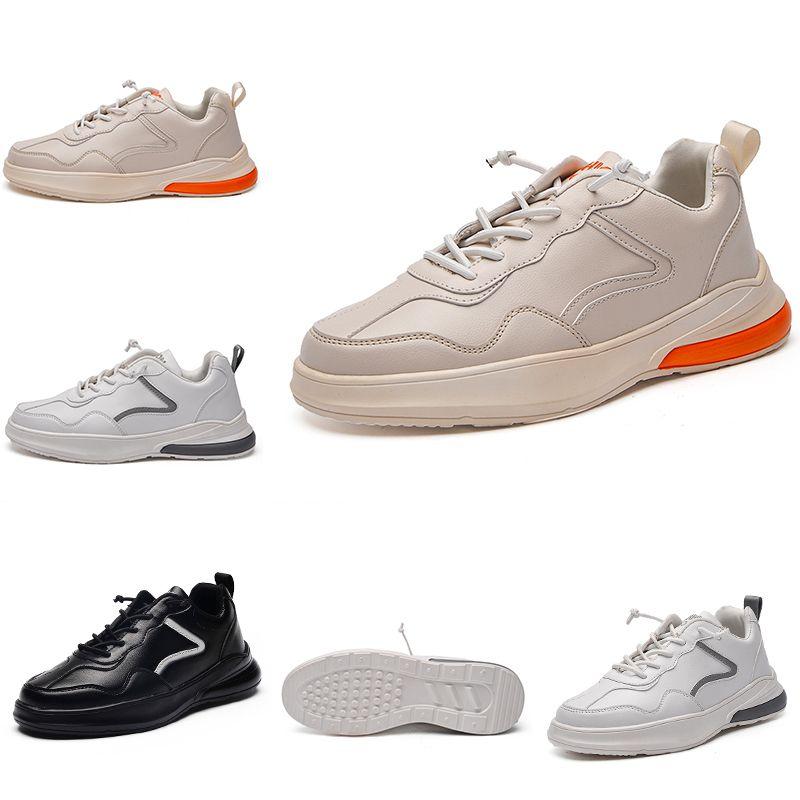 la plataforma superior de la manera hombres zapatos casuales zapatos Oudoor correr para hombre zapatillas de deporte formadores diseñador de la marca casera hecha en el tamaño de China 39-44