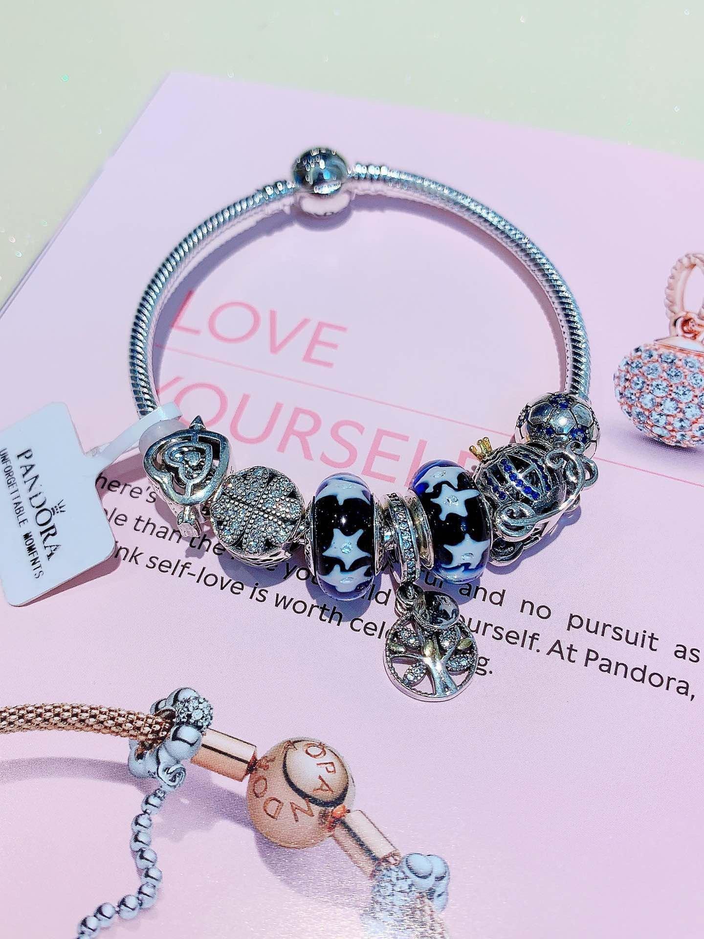 2020 de calidad superior las mujeres pulsera mujeres manera de la joyería pulsera de cadena de accesorios de buena gifts1C2L