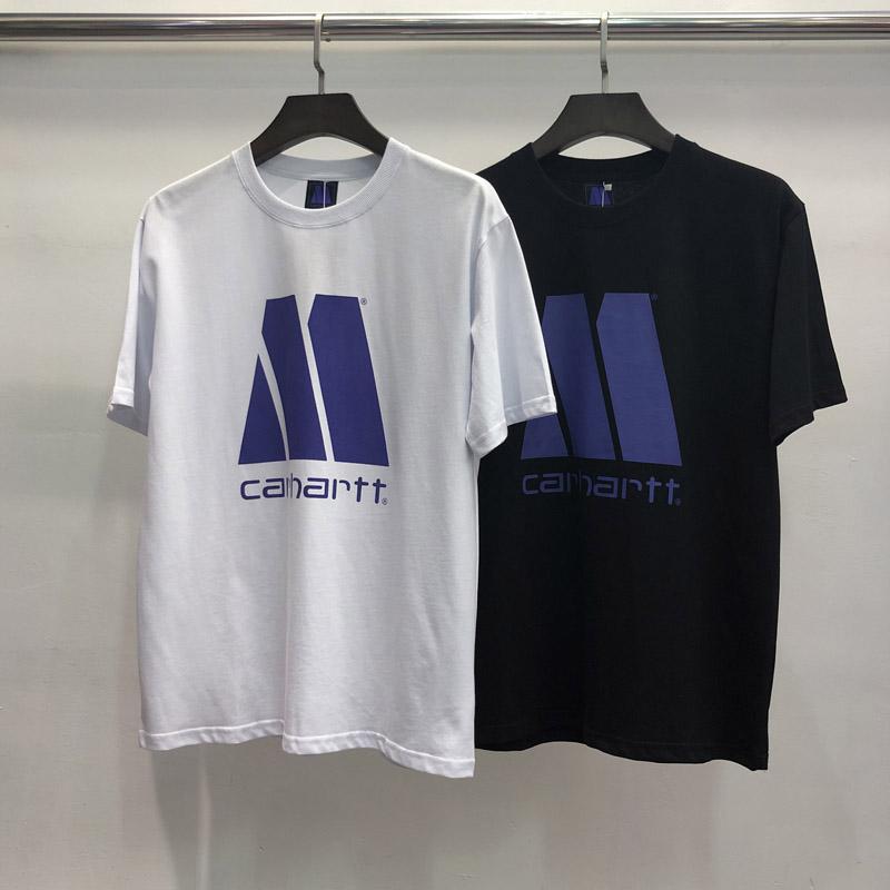 Design di lusso Uomo Estate maglietta di marca donna Camicie Designer camicia casual maglietta unisex nuova trincea Bianco Nero M-2XL 2002041L