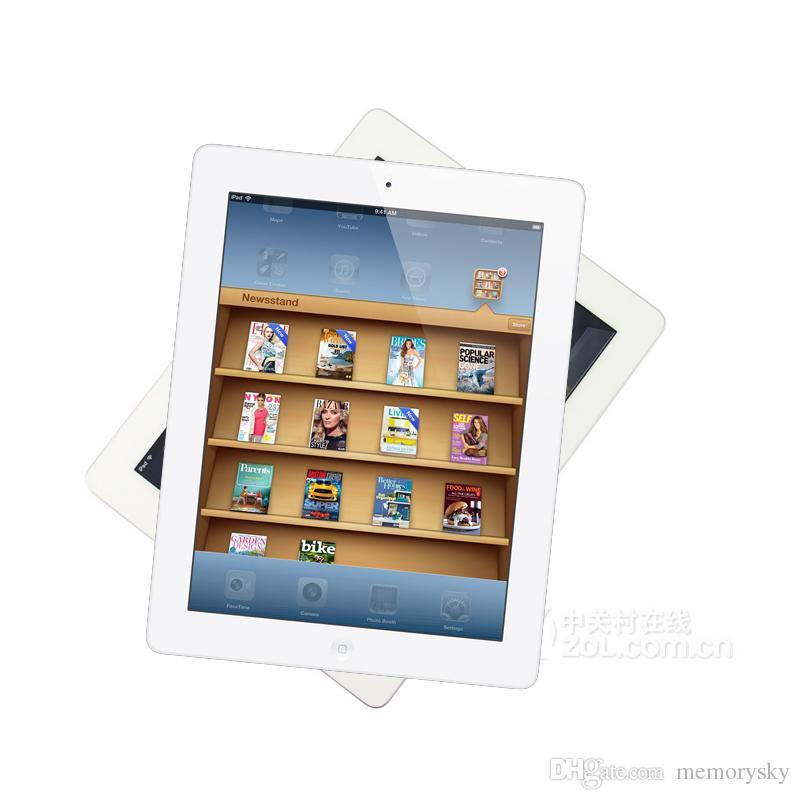 "Original Refurbished Apple iPad 3 16GB 32GB 64GB Wifi iPad3 Tablet PC 9.7"" IOS refurbished Tablet DHL"
