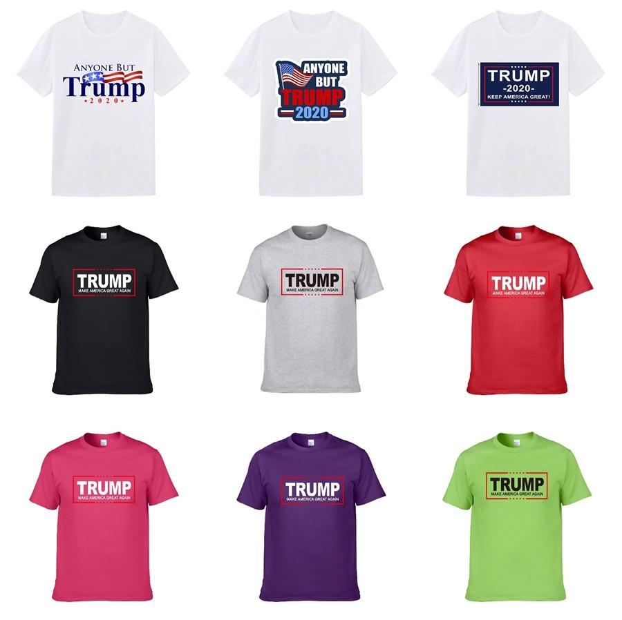 Luxe Designer Mode Classique Homme brodé tête du chien shirts en coton pour hommes Designer Trump T-shirts Designer Rouge Noir Chemises hommes M-3L