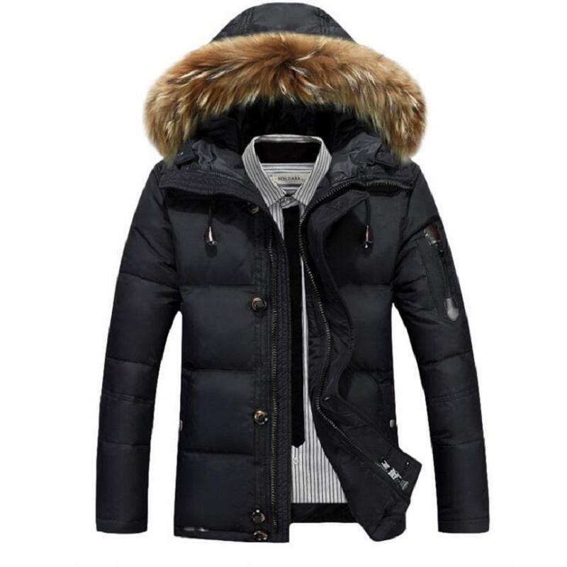 mens giacche cappotto mens inverno spesso parka neve cappotto anatra bianca uomini del rivestimento giù ricopre djms-323 313