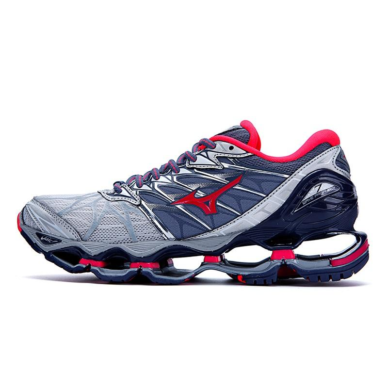 2019 Estate Mizuno Wave Profezia 7 progettista degli uomini pattini correnti di sport di alta qualità originale Mizunos 7s Mens degli addestratori delle scarpe da tennis Size36-45