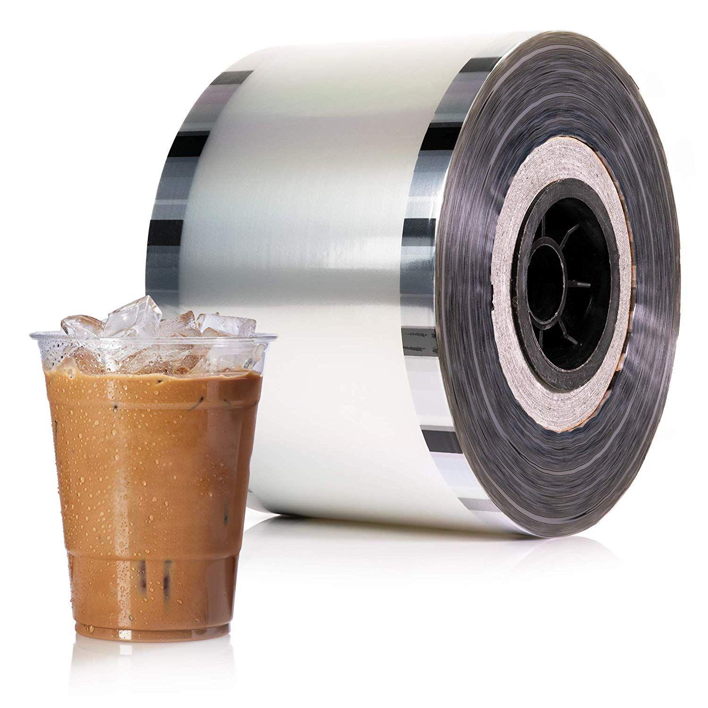 Чашка Уплотнительная пленка Пузырь Boba Чай Уплотнение Чашки PP Тип 90 мм 95 мм