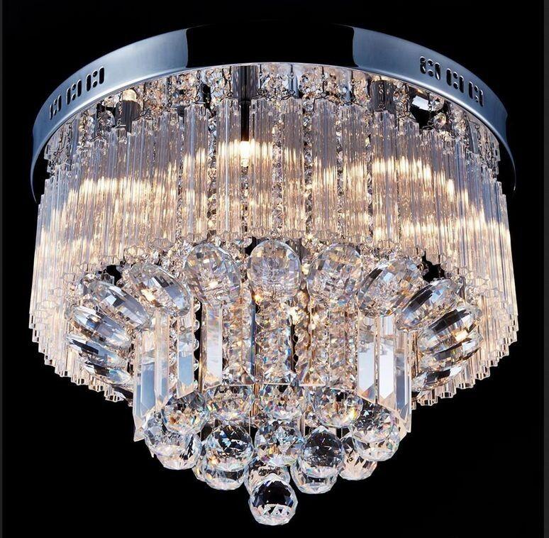 2021 Modern K9 Crystal Raindrop Chandelier Lighting Flush Mount Led Ceiling Light Fixture Pendant Lamp For Dining Room Bedroom With 9 G9 Bulb Myy From Meilibaode2008 135 16 Dhgate Com