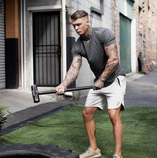 2019 мужские летние шорты повседневные спортивные шорты уличная одежда дышащие брюки модные мужские короткие брюки уличные тренировочные тренировочные брюки оптом