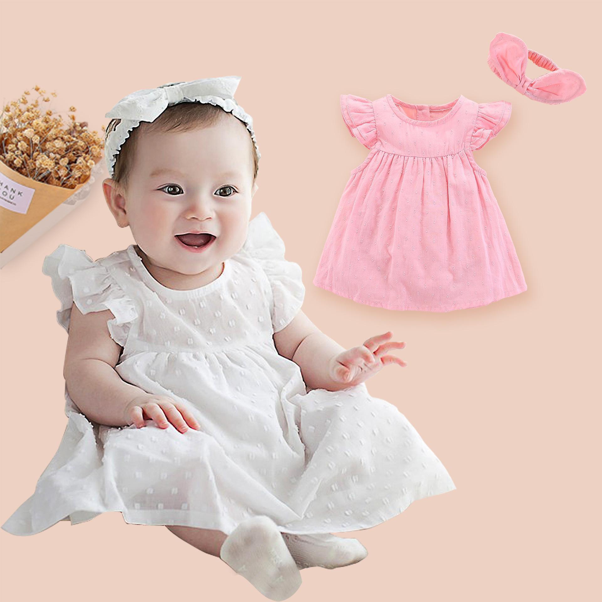 8 Newborn Baby Girl Clothes 8 8 Months Summer Cotton 2819 Baby