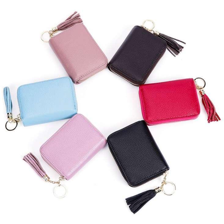 donne di marca walet Pocket womans Marca borsa della moneta di Pocket regalo classico Top Quality Card Holder Moda