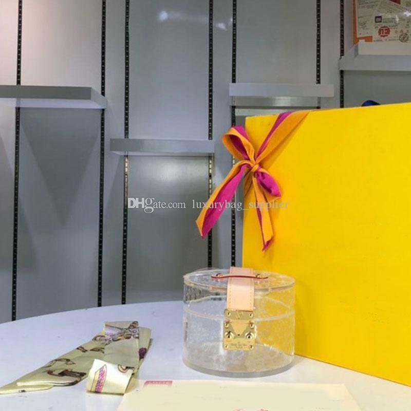 Designer Luxury Handbags Purser Designer Bags Handbag Fashion High Quality Plain Women Bag Crossbody Bag Pvc Clear Material