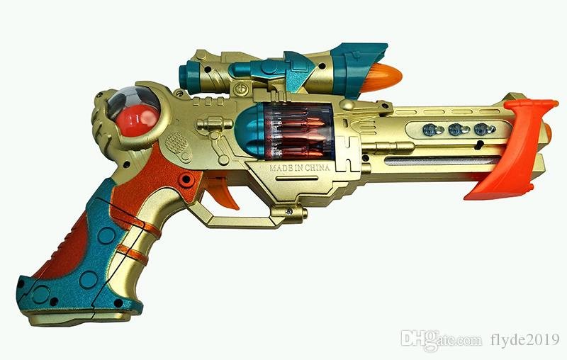 LNL préfet enfants police pistolet jouet pistolet simulation jouet pistolet électrique pour les garçons