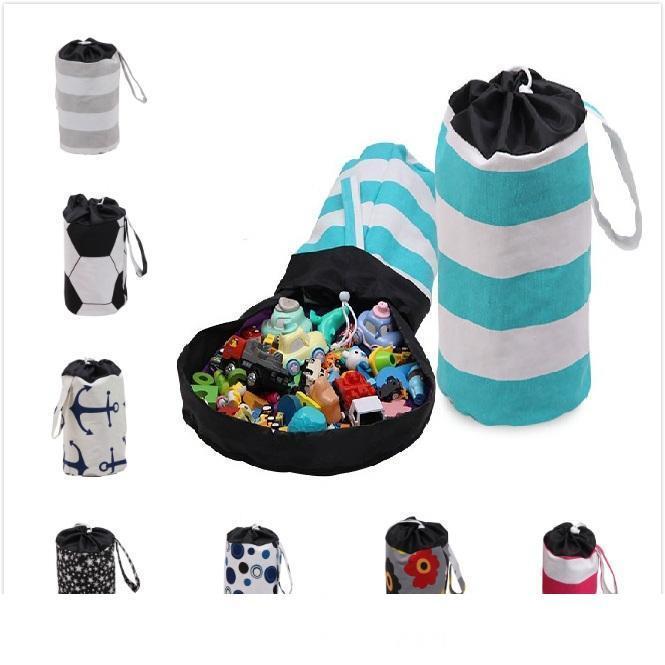 22 estilo cubo de almacenamiento multi-función cesta de almacenamiento colorido dibujo contenedores de almacenamiento el mejor regalo para los niños