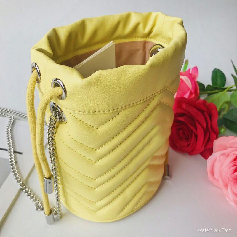 Top Quality Rodada cordão Cosmetic Bag Wash Mini pacote multi funcionais sacos de viagem Balde de grande capacidade Cosmetic Bag Tote Type6