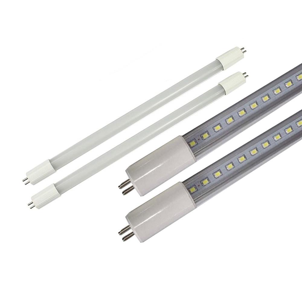 T5 Lâmpadas LED, tubo fluorescente substituição, G5 LED Tubes, Dual-End alimentado, Shatterproof, Loja Luz para cozinha, garagem, Armazém