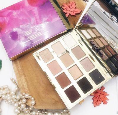 في المخزن ! المواد الطبيعية عالية الأداء Tartelette في بلوم كلاي لوحة 12 ألوان ظلال العيون عالية الأداء المواد الطبيعية