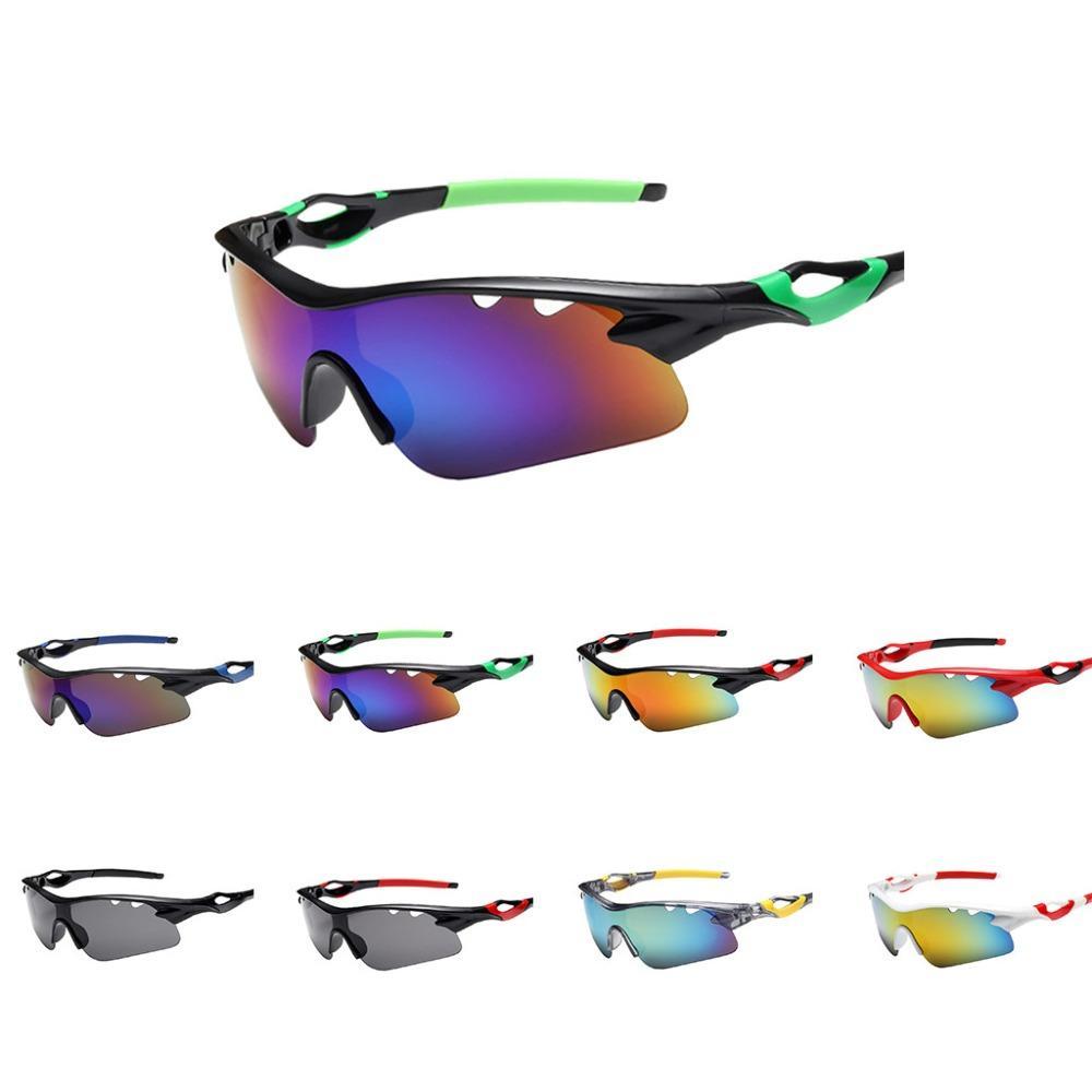 Cycling Sunglasses UV400 Bicycle Outdoor Sports Bike Fishing Eyewear Sun Glasses