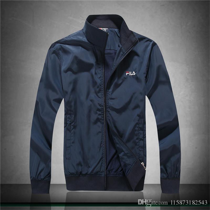 New Frühling und Sommer heiß Mantel hohe Qualität Männer Kragenjacke Art und Weise beiläufige dünne Mann Jacke stehen