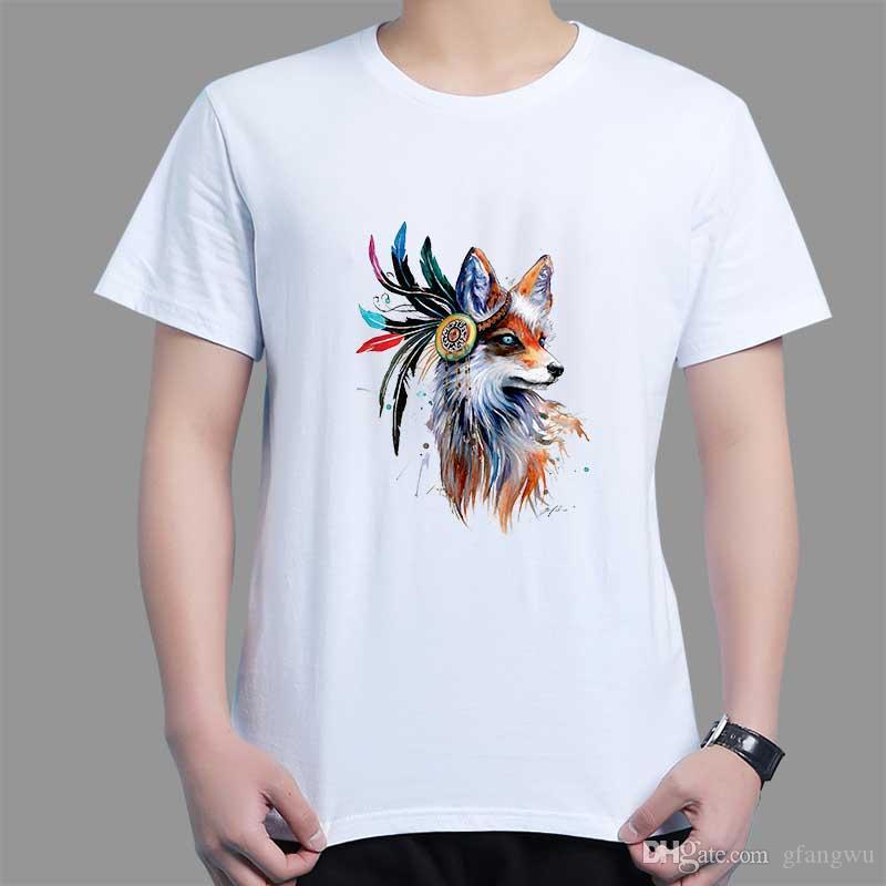 Heißen verkaufende kurzes T-Shirt mit hochwertigem Mode Ice Cool Touch Stoff der neuen Männer-T-Shirt im Sommer 2020