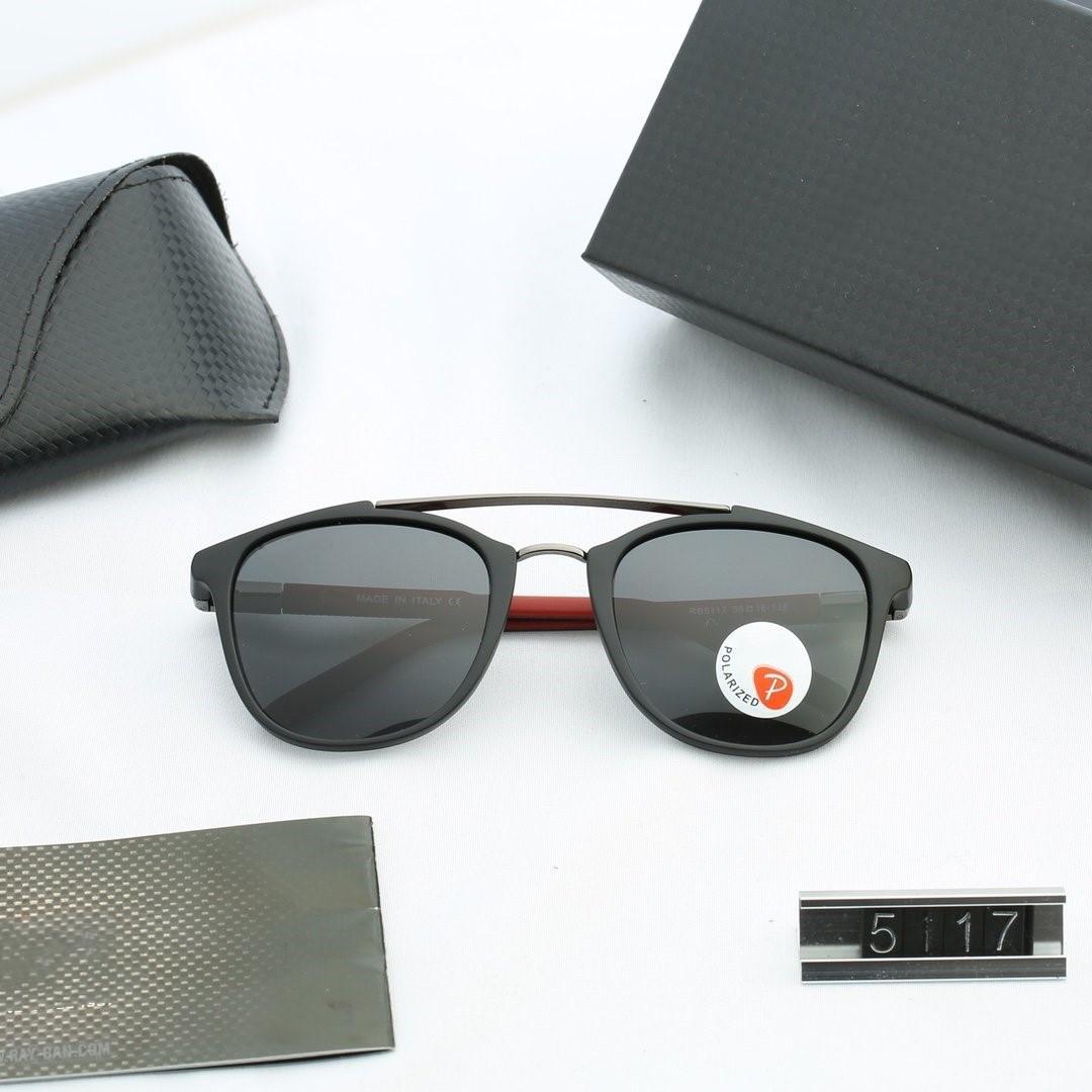 2020 James Bond Occhiali da sole uomini del progettista di marca di vetro di Sun delle donne Super Star famosi Occhiali da sole di guida per gli uomini occhiali 5117