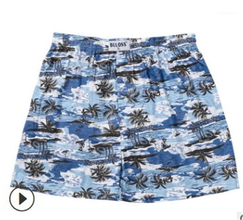 Pantaloni larghi elastico in vita Homme ansima il modo Casuale Casual metà di vita mimetico Uomo Abbigliamento Estate Designer bicchierino della spiaggia