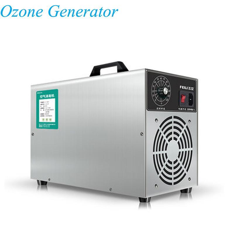 Ev Ozon Jeneratörü Kaldır Formaldehit Araba Dezenfektan Hava Koku FL-803S