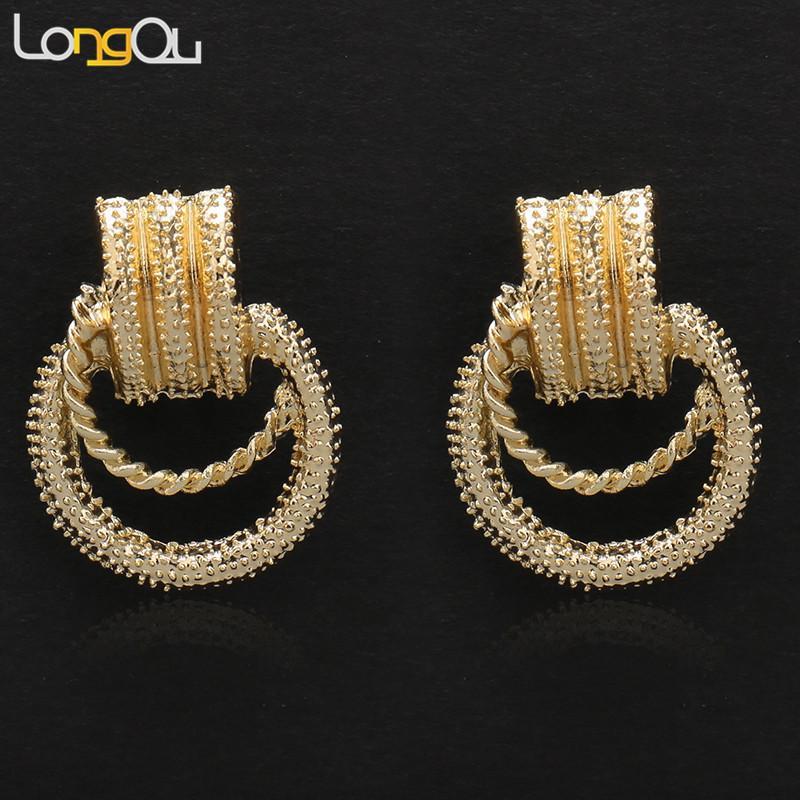 $39 Lucky Brand Jewelry Citrine Major Drop Earrings E-6